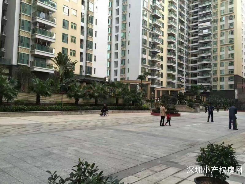 沙井小产权房《景盛花园》沙井马鞍山地铁口200米,大型花园社区