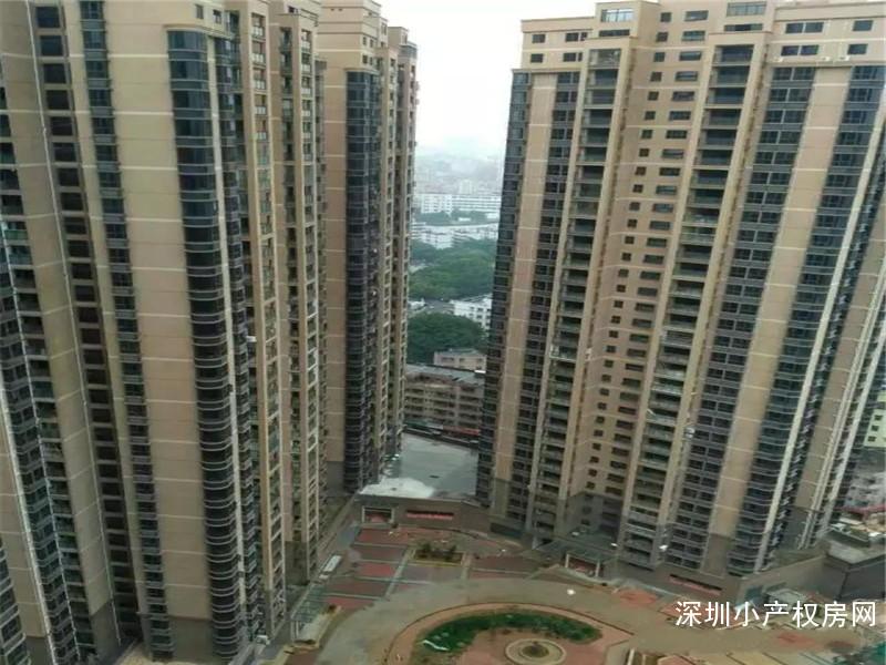 深圳石岩小产权房出售《羊台山一号》石岩18栋花园社区、超大私家花园