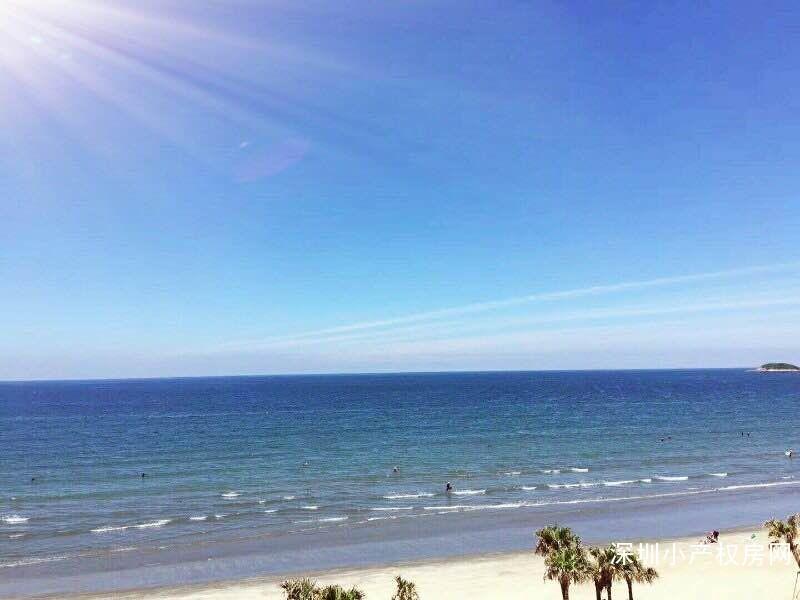 惠州小产权出售-海玉湾-双月湾度假村海景房投资回报高