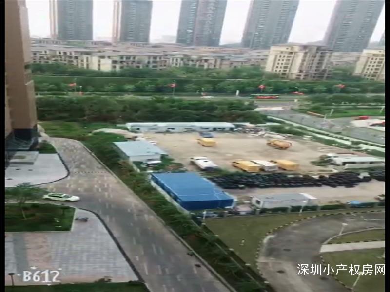 龙华小产权房-龙华观澜小产权-山水豪庭-5栋花园带装修,天然气