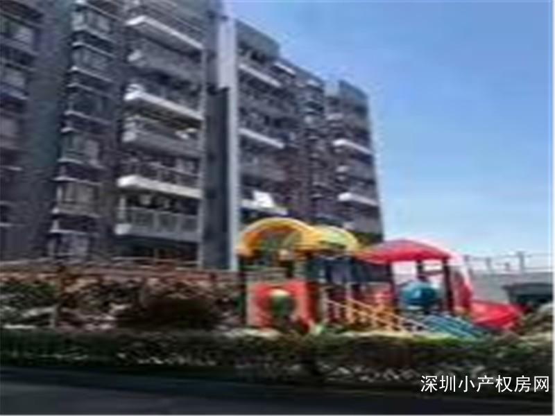 深圳小产权沙井《会展花园》4栋花园社区,村委盖章保留单位,户型一房到三房任选