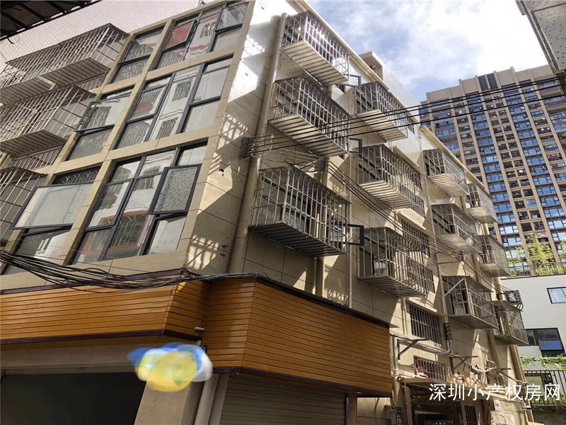 宝安西乡流塘小产权《阳光豪庭》流塘小学旁边的小产权,地铁口两房69.8万一套