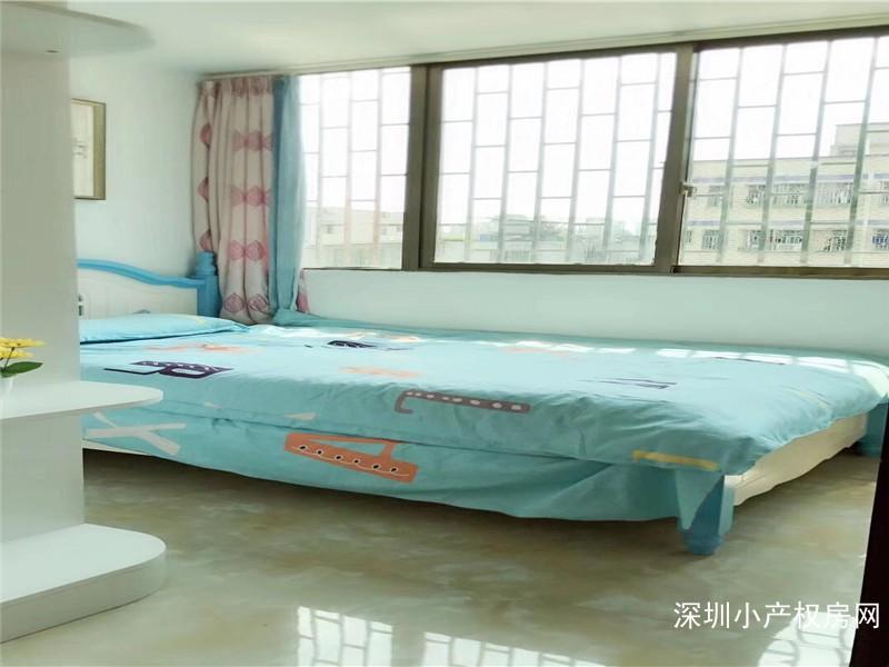深圳小产权《尚景雅苑》龙华花园社区,买房可落深户,原始大三房四房在售