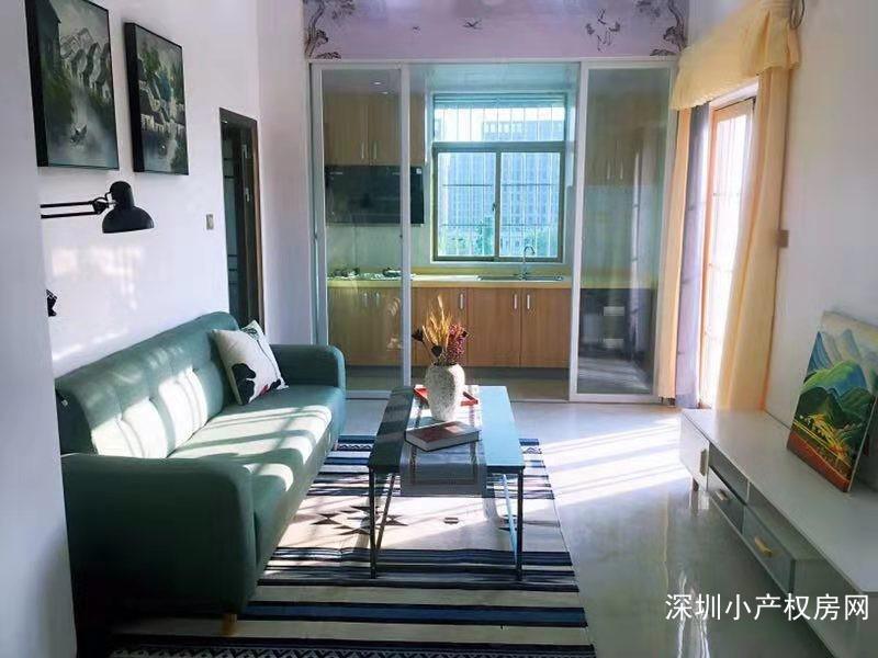 深圳光明区小产权《云景新城》新开楼盘18.3万起买原始户型,您买了绝对是超值物业