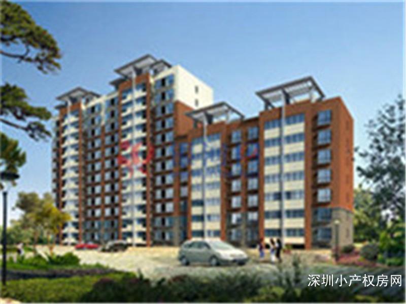 龙岗南联小产权房子-雍翠蓝湾