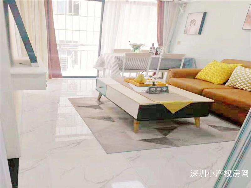 深圳宝安固戍小产权《领尚时代公寓》第二个深圳湾,一线海景,可分期,第一年免息