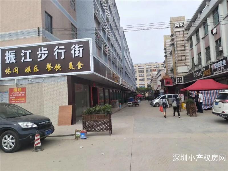 凤岗新房小产权《振江生活公寓》4栋规模商铺55万一套,公寓16万一套任选,买到赚到了